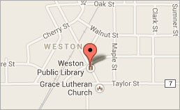 Main Street Station Map Weston Ohio
