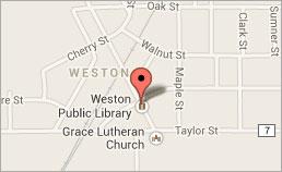 Main Street Station Map Weston Ohio